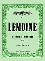 LEMOINE H. - Estudios Infantiles Op.37 para Piano (Iberica)