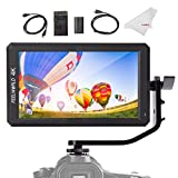 Best 1080カメラ - Feelworld F6 5.7インチIPSモニター フルHD撮影モニター 1920x1080 オンカメラビデオモニター 液晶フィールドモニター  4K HDMI信号入力 Review