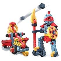 Bloco Toys ブロコトイズ ブロック 知育玩具 ドラゴンシリーズ ドラゴンナイト 5歳-