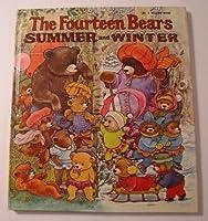 Fourteen Bears: Summer and Winter