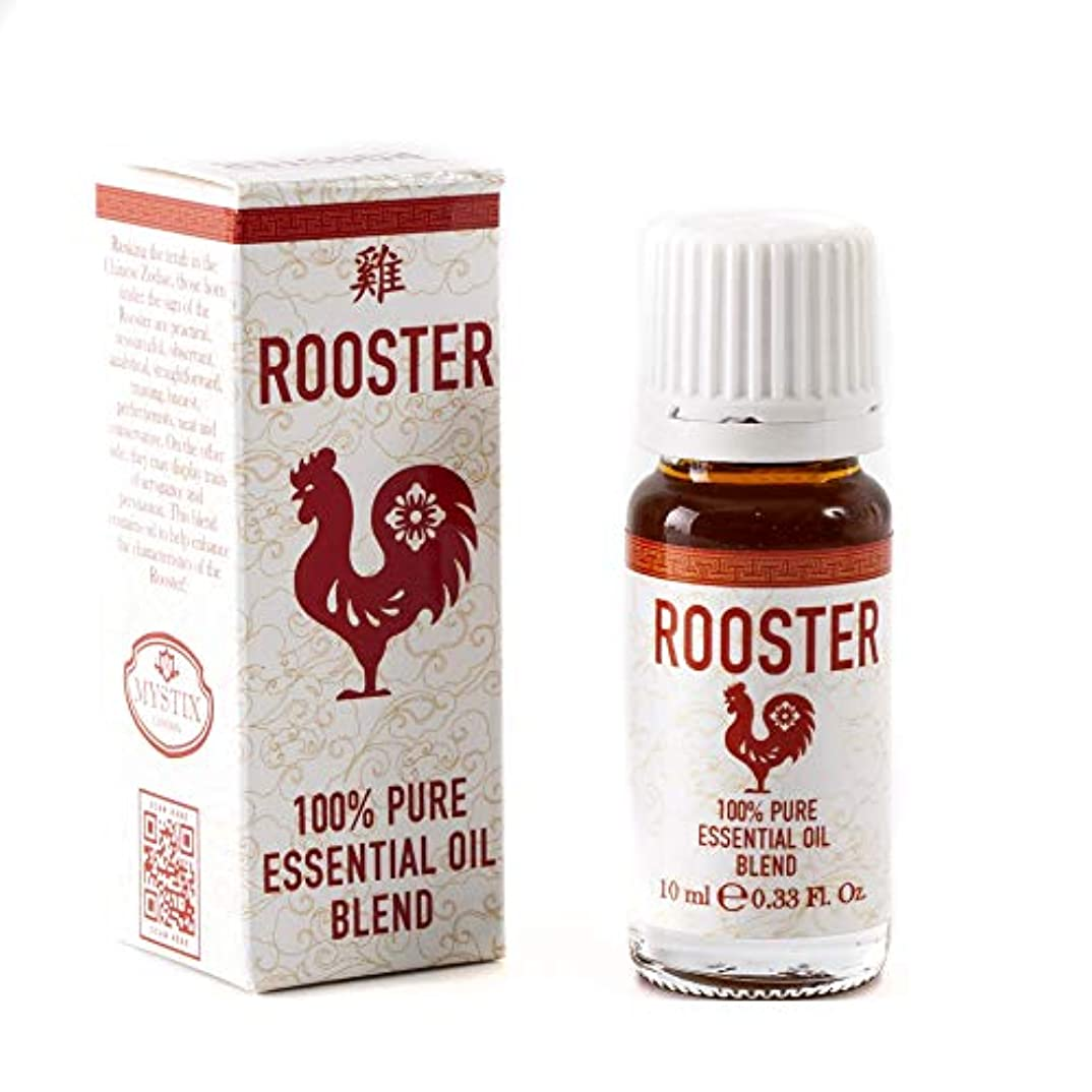 あごあご半径Mystix London | Rooster | Chinese Zodiac Essential Oil Blend 10ml
