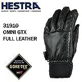 HESTRA(ヘストラ) ヘストラ スキーグローブ ゴアテックス OMNI GTX FULL LEATHER BLACK(31910-100100)(16-17 2017)hestra スキーグローブ 6