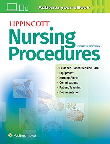 Download Lippincott Nursing Procedures 146981529X