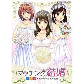 マッチング結婚~アプリで見つける最高の花嫁~