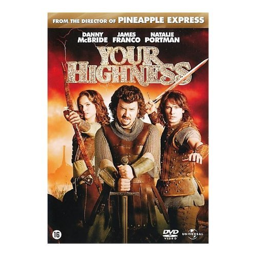 Your Highness [ 2011 ] Uncensored + extra's by Natalie Portman