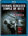 Michael Schenker Temple of Rock: Live in Europe [Blu-ray] [Import]