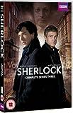 Sherlock Series 3 シャーロック シリーズ3 [PAL-UK] [DVD][Import] 画像