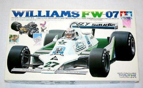タミヤ 1/20 ウィリアムズFW-07  1/20 グランプリコレクション 20014