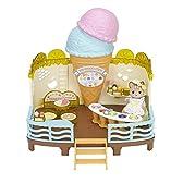 輸入カリコクリッターズシルバニアファミリーアメリカ限定 Calico Critters Seaside Ice Cream Shop [並行輸入品]