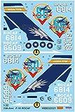 ワンドディースタジオ 1/32 台湾空軍 F-16A/B 814空戦 80周年記念塗装機デカールセット プラモデル用デカール WDD32021
