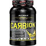 AllMax Carbion+ High Performance Carb, Pineapple Mango, 1.12kg