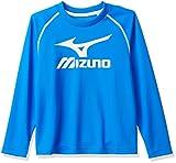 (ミズノ)MIZUNO(ミズノ) トレーニングウエア 長袖Tシャツ [ジュニア] 32JA7933 27 エレクトリックブルー 150