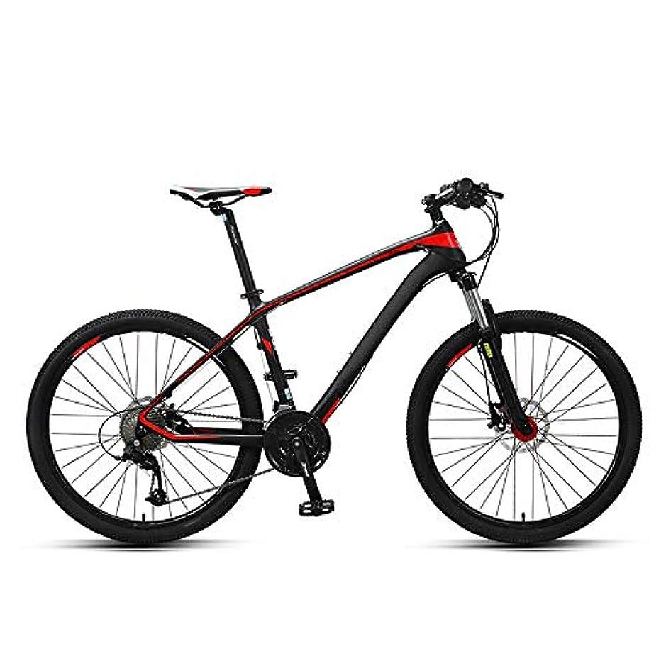 ボウリング波紋大工30スピード27.5インチマウンテンバイク自転車ダブルディスクブレーキ学生バイクロードバイク