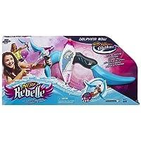 Nerf Rebelle Super Soaker Dolphina Bow Blaster [並行輸入品]