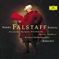 Verdi: Falstaff by Bryn Terfel (2001-07-10)