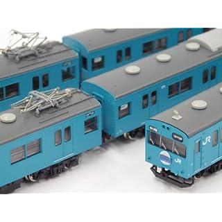 Nゲージ 4340 JR103系関西形 和田岬線 6両編成セット (動力付き) (塗装済完成品)