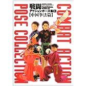 戦闘アクションポーズ集〈5〉中国拳法篇