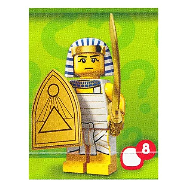 レゴ ミニフィギュア シリーズ13 LEGO minifigures #71008 エジプトの戦士 ミニフィグ ブロック 積み木