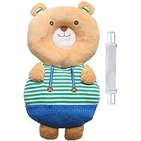 Plus Nao(プラスナオ) 赤ちゃん用 パッド付 リュック ベビー ヘッドガード リュックタイプ 頭部保護パッド 頭ガード 転ぶ 頭 セーフティグ