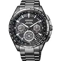 [シチズン]CITIZEN 腕時計 ATTESA アテッサ エコ・ドライブGPS衛星電波時計 F900 ダブルダイレクトフライト 針表示式 CC9017-59E メンズ