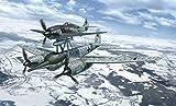 ハセガワ 1/72 飛行機シリーズ Fw190A-8 & Ju88G-1
