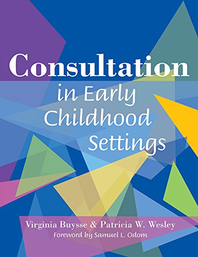 Download Consultation In Early Childhood Settings 1557667748