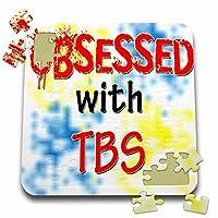 ブロンドDesigns Obsessed with–Obsessed with TBS–10x 10インチパズル( P。_ 241809_ 2)