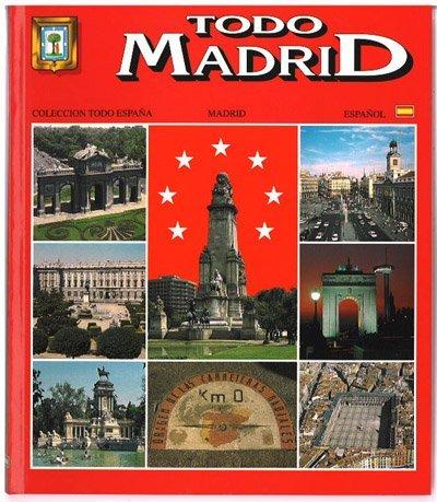 スペイン製 ガイドブック マドリッド のすべて TODO M...