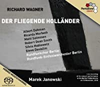 Der Fliegende Hollander by RICHARD WAGNER (2011-08-30)