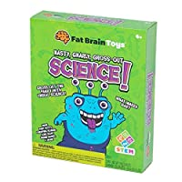 Fat Brain Toys Disgusting Science Kit Science & Nature for Ages 7 to 10 [並行輸入品]