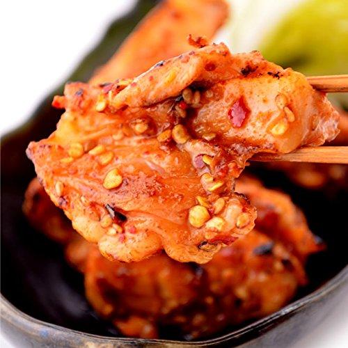 焼肉中村屋 国産ピリ辛鶏ナンコツ100g