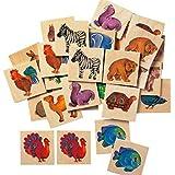 Selecta 63008 Memo Zoo