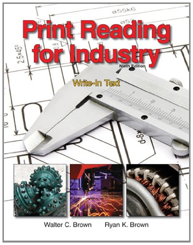 Download Print Reading for Industry: Write-in Text/ Large Prints for Use With Write-in Texts 1605253081