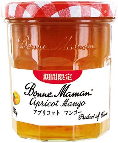 エスビー食品 S&B ボンヌママン アプリコットマンゴージャム 3個