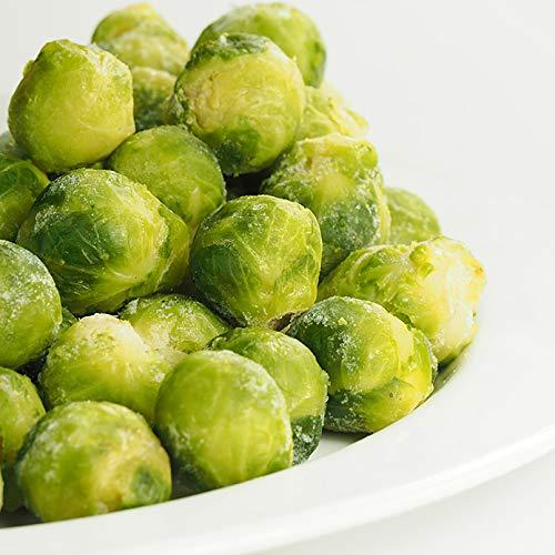 ミートガイ 冷凍芽キャベツ (500g) 無添加 冷凍野菜 Additive-free Frozen Brussel Sprouts
