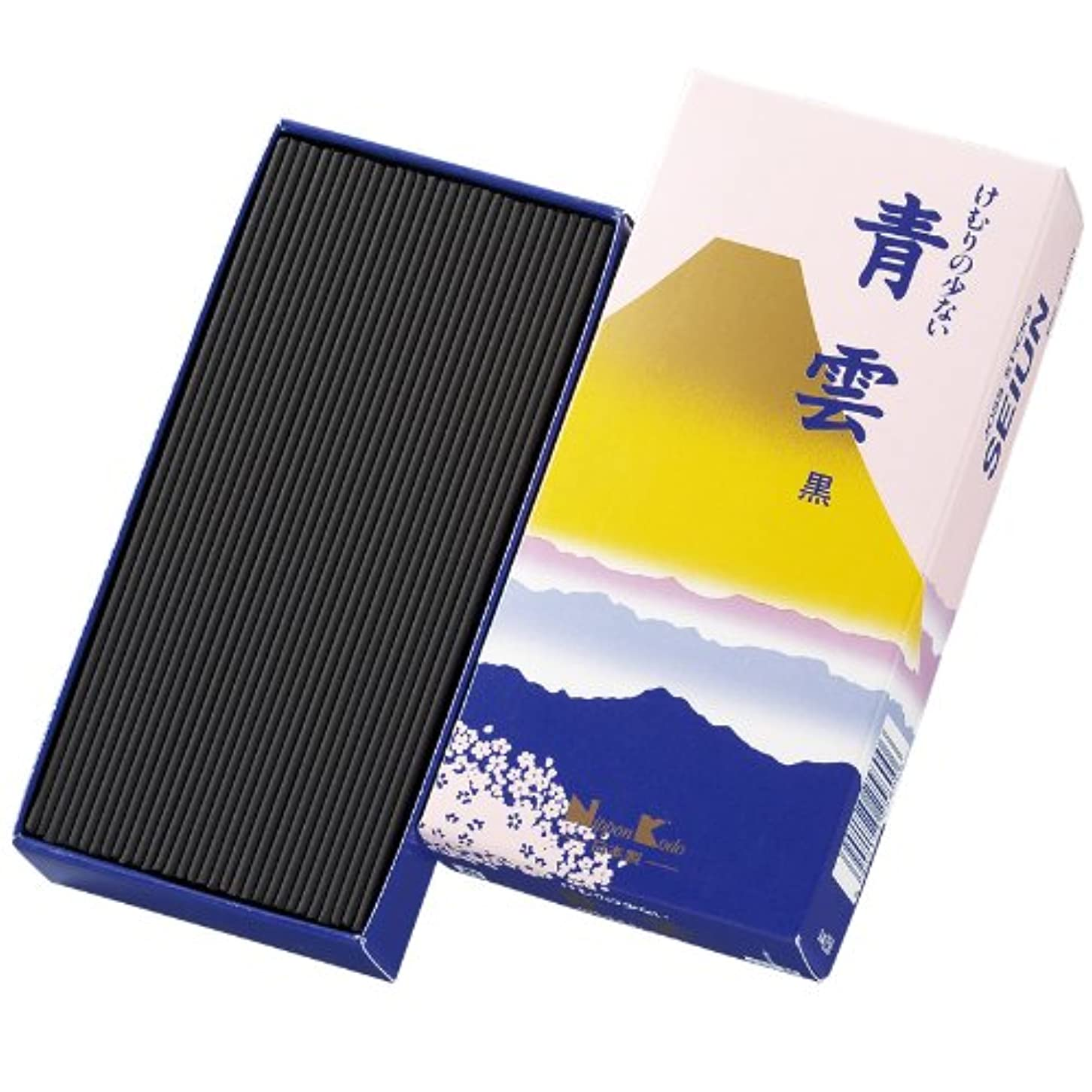 悩む柔和フォルダ青雲 黒 バラ詰 (約110g)