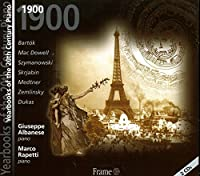 Yearbooks Of The 20th Centurypiano: アルバネーゼ, ラペッティ(P)