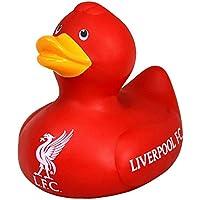 リバプール フットボールクラブ Liverpool FC オフィシャル商品 ビニール製 お風呂 アヒル おもちゃ