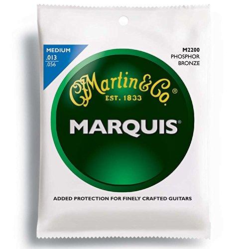 MARTIN MARQUIS M2200 Medium 13-56 アコースティックギター弦×10SET