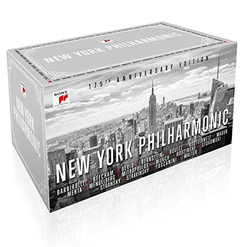 New York Philharmonic 175th Anniversary Editionの詳細を見る
