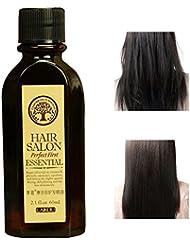 Symboat ヘアケアエッセンスオイル モロッコ油 コンディショナー 乾いた髪 使い捨てヘアコンディショナー ヘアケア修復保護 保湿