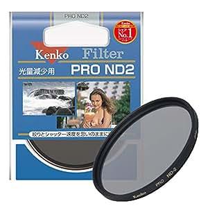 Kenko NDフィルター PRO ND2 58mm 光量調節用 358603