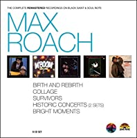 Max Roach - Complete Recordings on Black Saint & Soul Note by Max Roach
