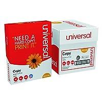 Copy Paper Convenience Carton, 92 Brightness, 20lb, 8-1/2 x 11, White, 2500/Ctn (並行輸入品)