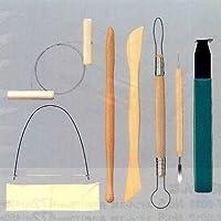 手びねり道具 8点セット B07-5903