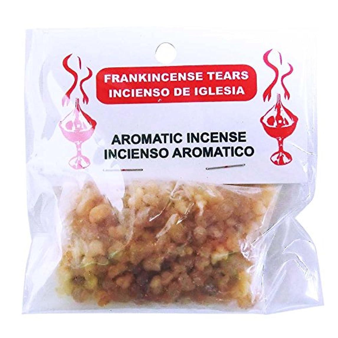 モナリザ迅速軽蔑する3KINGS Resin Incense(ヨルダンの聖別香) Frankincense Tears
