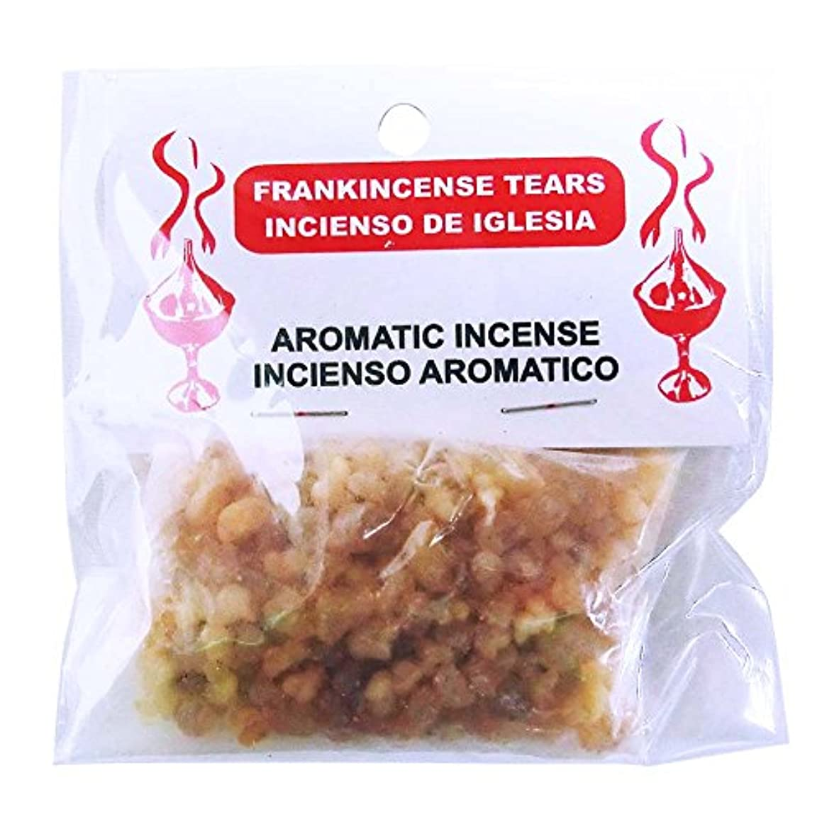 海洋カウンタ規模3KINGS Resin Incense(ヨルダンの聖別香) Frankincense Tears