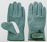 品名 SW-32B 通称名 オイルマジック付 主素材 牛床皮 カラー - サイズ L ブランド - 特徴 洗濯可能  素材 洗える牛床皮