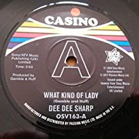 "What Kind Of Lady - Dee Dee Sharp Gamble 7"" 45"