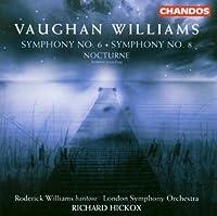Vaughan Williams: Symphony No. 6; Symphony No. 8; Nocturne by SERGEI RACHMANINOV (2003-09-23)